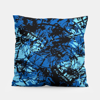 Thumbnail image of Abstract #4 Pillow, Live Heroes