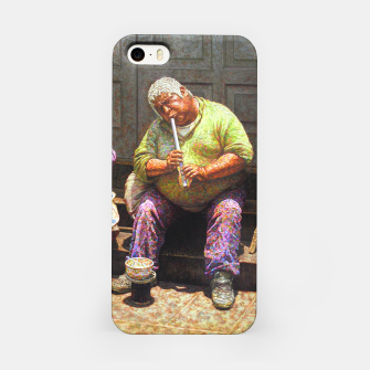Thumbnail image of Street Musicians - iPhone Case, Live Heroes