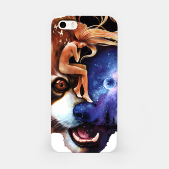 Thumbnail image of panda. iPhone Case, Live Heroes