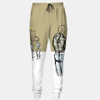 Miniatur Glass People Sweatpants, Live Heroes