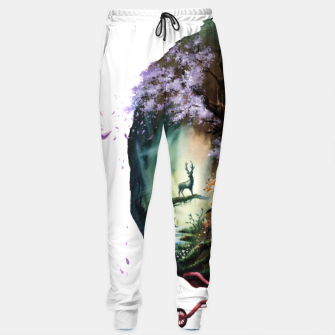 Thumbnail image of bear7 Sweatpants, Live Heroes