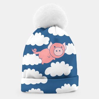 Miniatur When pigs fly flying pig Beanie, Live Heroes