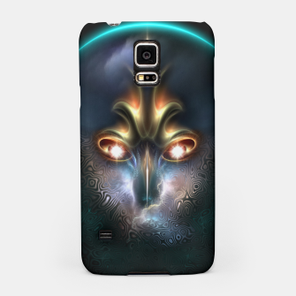 Thumbnail image of Power Of Elvgren The All Seeing Samsung Case, Live Heroes