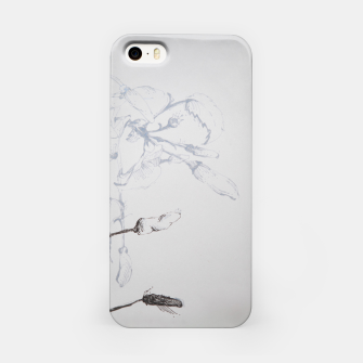 Thumbnail image of grey chilly iPhone Case, Live Heroes