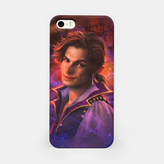 Miniatur Scanlan iPhone Case, Live Heroes