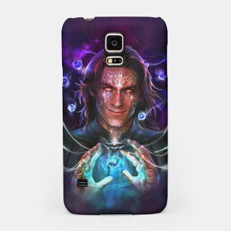 Thumbnail image of Mercer Samsung Case, Live Heroes