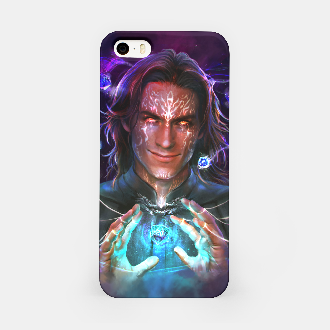 Image of Mercer iPhone Case - Live Heroes