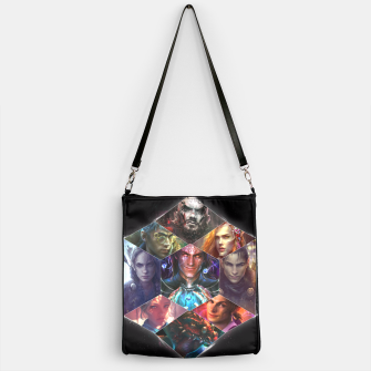 Thumbnail image of Vox Machina Handbag, Live Heroes