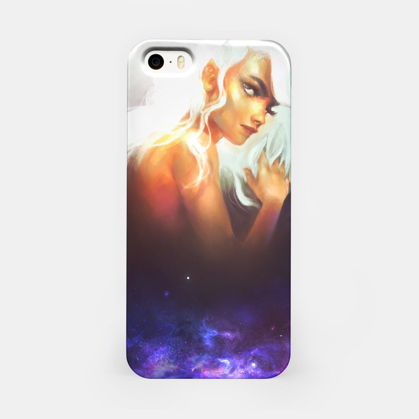 Image of Hair iPhone Case - Live Heroes