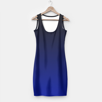 Thumbnail image of Cobalt Blue Ombre Simple Dress, Live Heroes