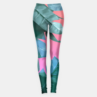 Thumbnail image of Tropical Dream Leggings, Live Heroes