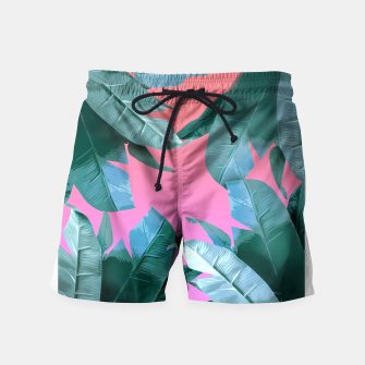 Thumbnail image of Tropical Dream Swim Shorts, Live Heroes