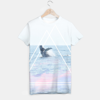 Thumbnail image of Whale of a time T-shirt, Live Heroes