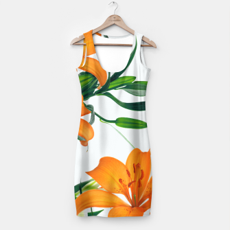 Glorious Lilies Simple Dress thumbnail image