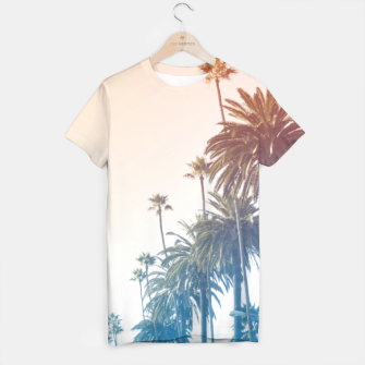 Thumbnail image of Summer in LA T-shirt, Live Heroes