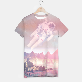 Thumbnail image of Cosmic Landing T-shirt, Live Heroes