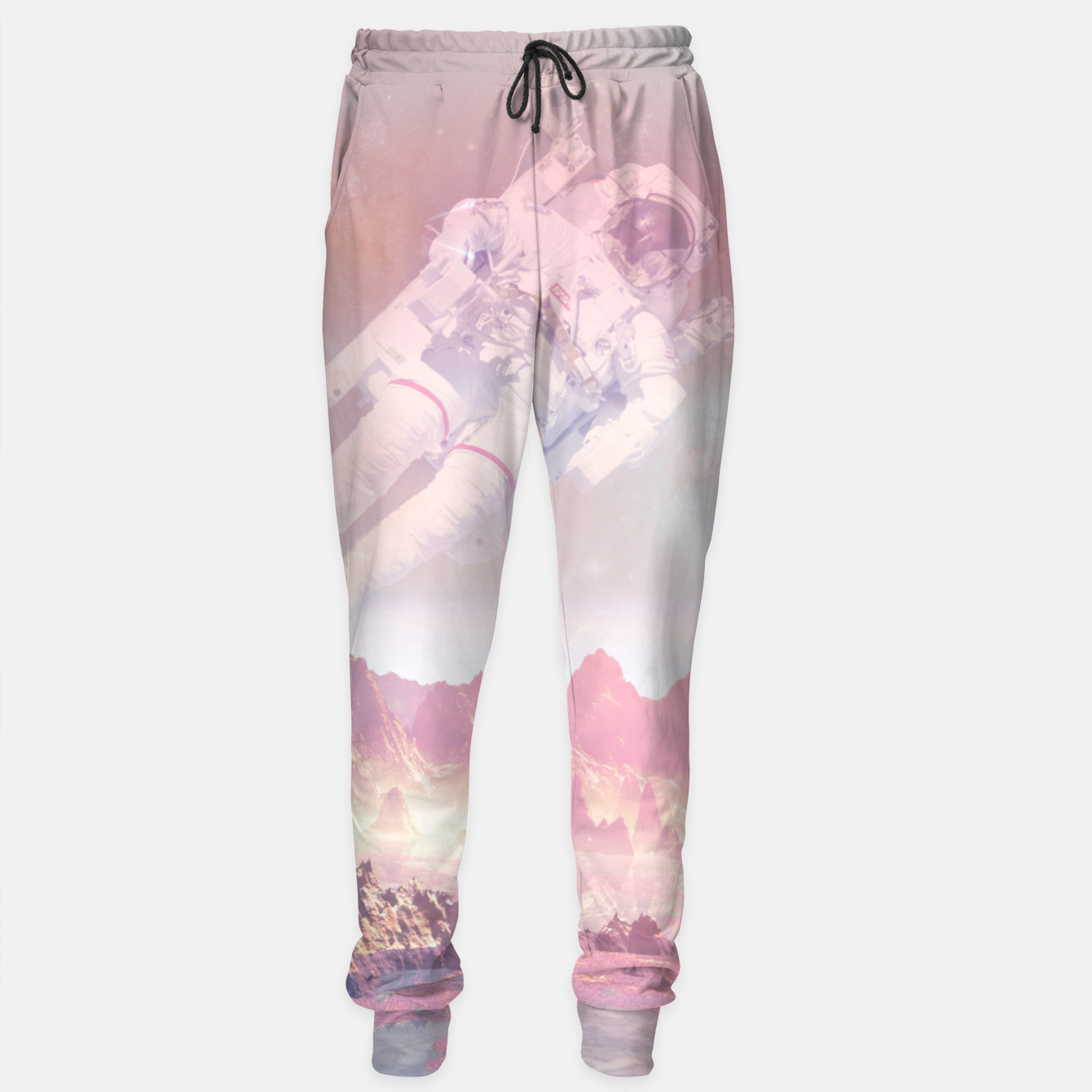 Image of Cosmic Landing Sweatpants - Live Heroes
