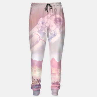 Thumbnail image of Cosmic Landing Sweatpants, Live Heroes