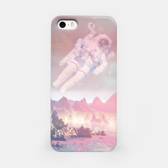 Cosmic Landing iPhone Case thumbnail image