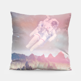Thumbnail image of Cosmic Landing Pillow, Live Heroes