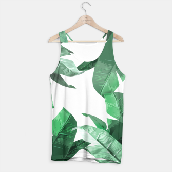 Thumbnail image of Tropical Palm Tank Top, Live Heroes