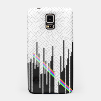 Thumbnail image of Skyline Abstract  Samsung Case, Live Heroes