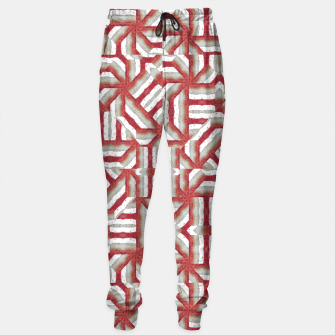 Thumbnail image of Interlace Tribal Sweatpants, Live Heroes