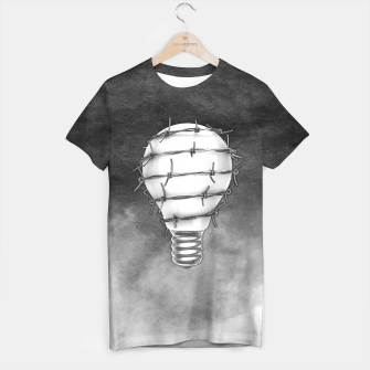 Thumbnail image of Ideas of Freedom T-shirt, Live Heroes