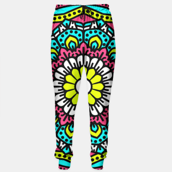 Thumbnail image of Ethnic Oriental Ornament  Sweatpants, Live Heroes
