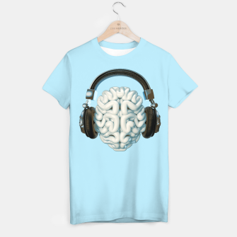 Thumbnail image of Mind Music Connection T-shirt, Live Heroes