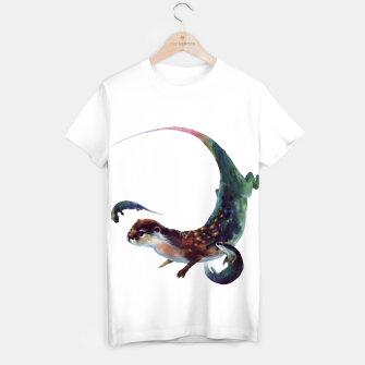 Thumbnail image of otter 1 T-shirt, Live Heroes
