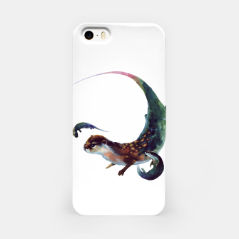 Thumbnail image of otter 1 iPhone Case, Live Heroes