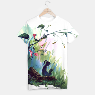 Thumbnail image of girl T-shirt, Live Heroes