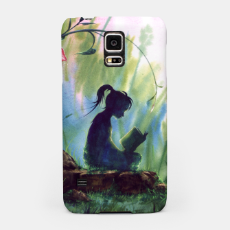 Thumbnail image of girl Samsung Case, Live Heroes