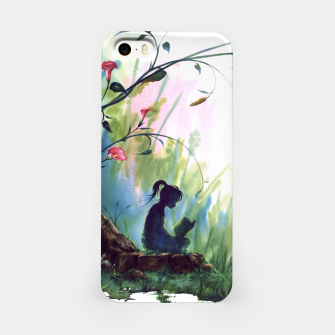 Thumbnail image of girl iPhone Case, Live Heroes