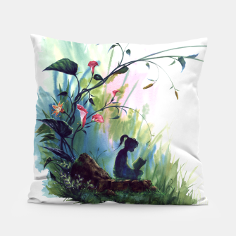Thumbnail image of girl Pillow, Live Heroes