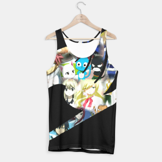 Thumbnail image of Fairy Tail Tank Top, Live Heroes