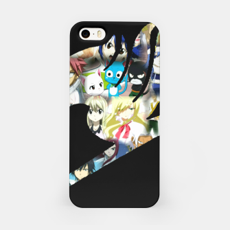 Thumbnail image of Fairy Tail iPhone Case, Live Heroes