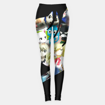 Thumbnail image of Fairy Tail Leggings, Live Heroes
