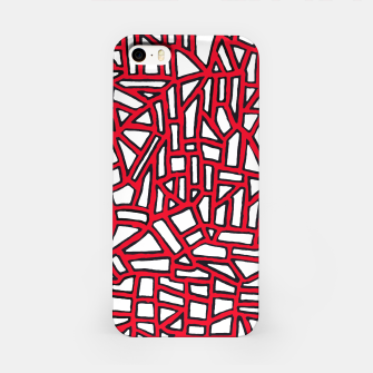 Thumbnail image of Stone Roses 3 Spitzbergen iPhone Case, Live Heroes