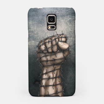 Thumbnail image of Hard Religion Samsung Case, Live Heroes