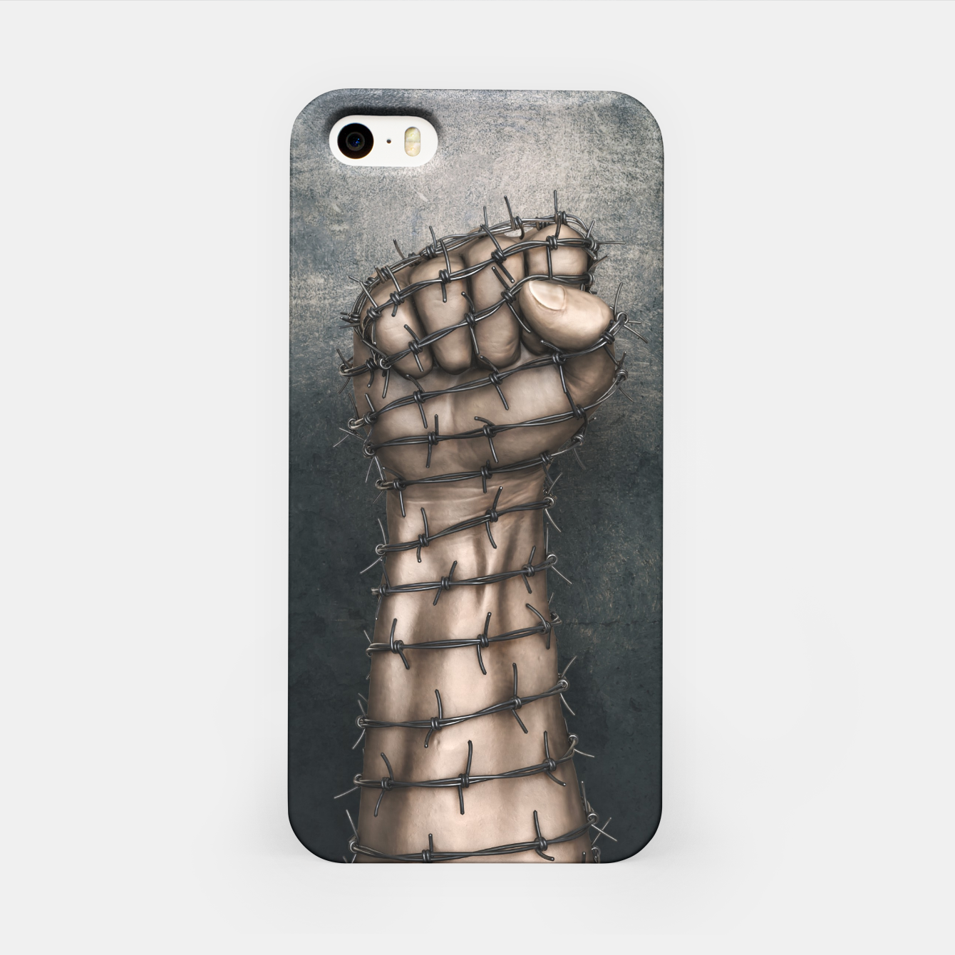 Image of Hard Religion iPhone Case - Live Heroes