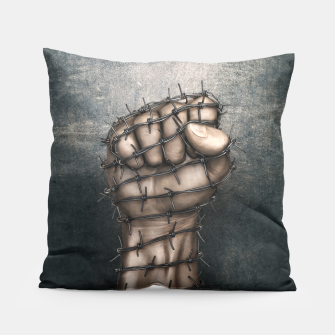 Hard Religion Pillow thumbnail image