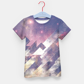 Thumbnail image of The stars are calling me Kid's T-shirt, Live Heroes