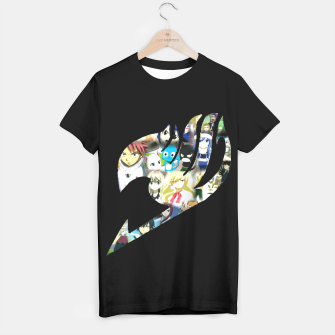 Thumbnail image of Fairy Tail T-shirt, Live Heroes