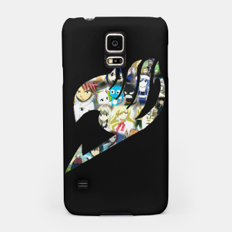 Thumbnail image of Fairy Tail Samsung Case, Live Heroes