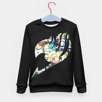 Thumbnail image of Fairy Tail Kid's Sweater, Live Heroes