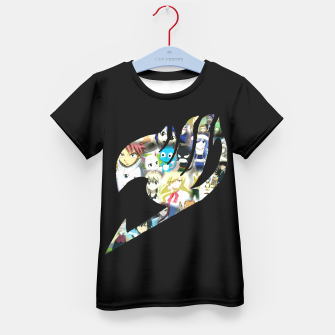 Thumbnail image of Fairy Tail Kid's T-shirt, Live Heroes