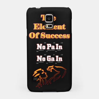 Thumbnail image of Elements Of Success Samsung Case, Live Heroes