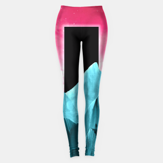 Thumbnail image of Ignorance is trust Leggings, Live Heroes